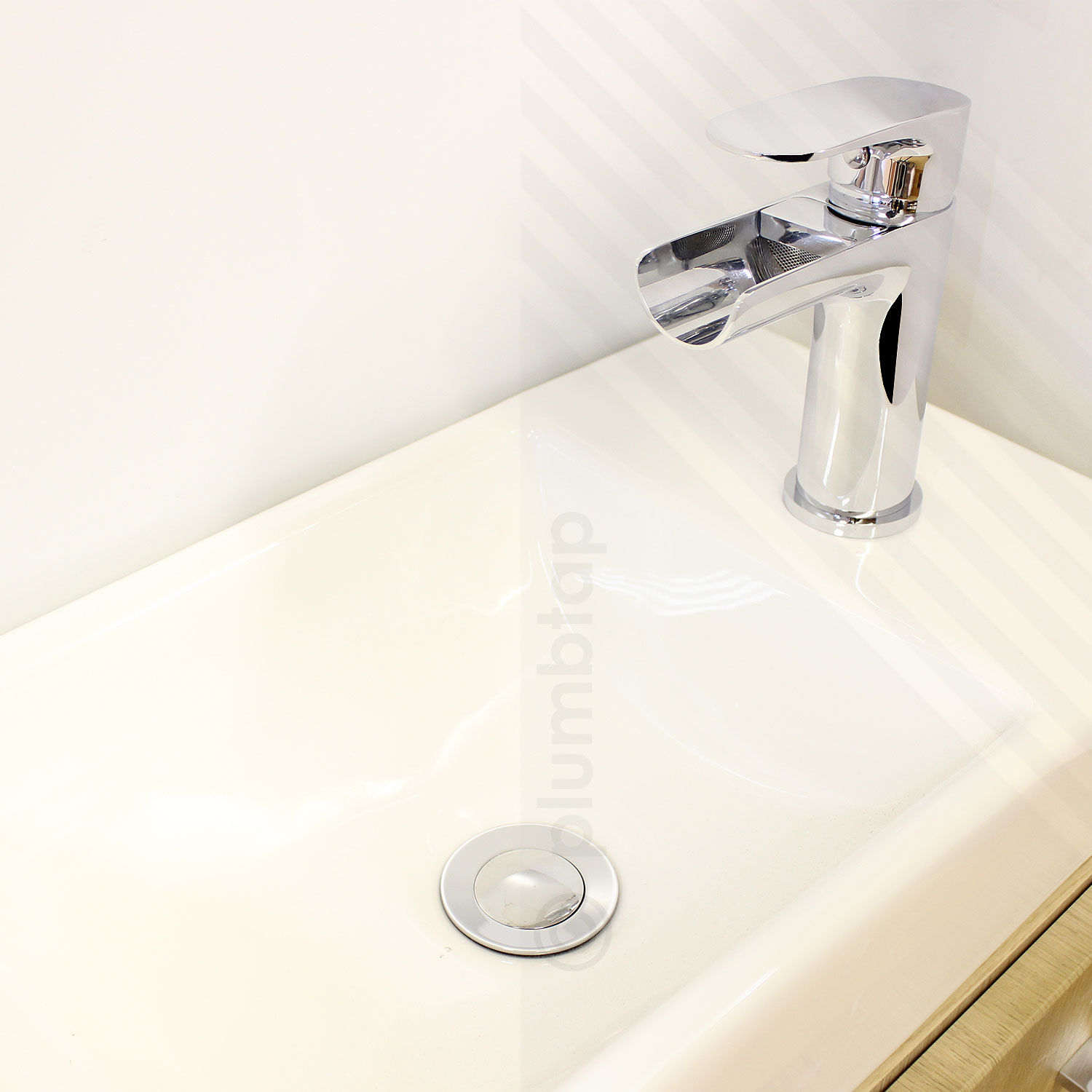 india curved waterfall basin mixer and bath shower mixer tap in